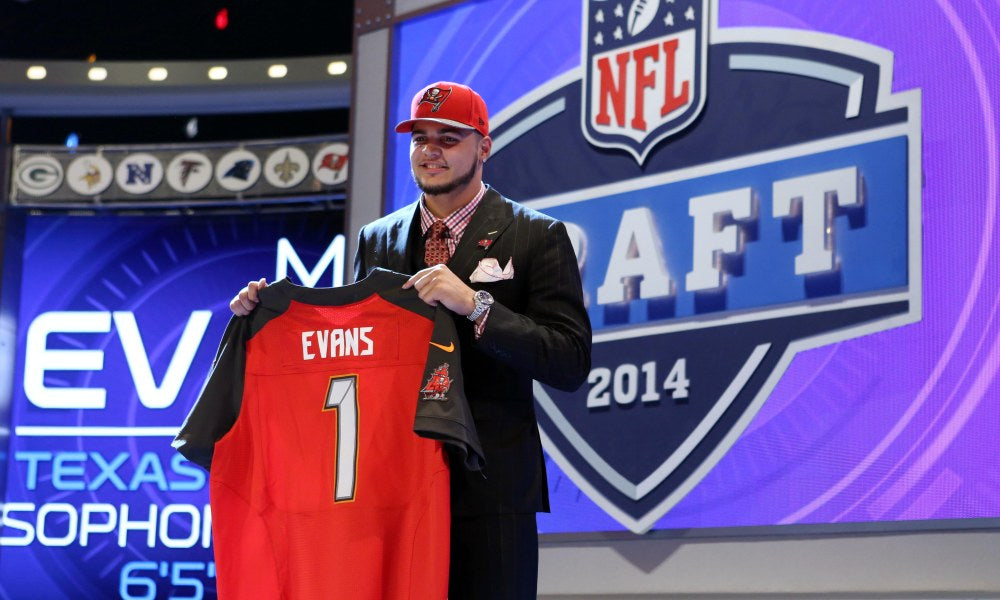 Bucs hope their No. 7 pick works out like it did with Mike Evans