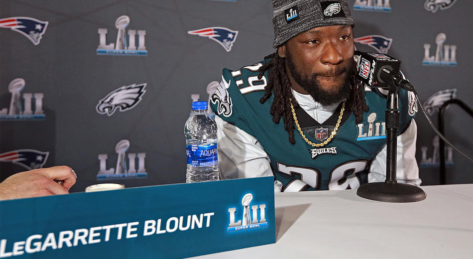 Eagles notebook  Been a fun year for LeGarrette Blount in Philly 839f57ee1