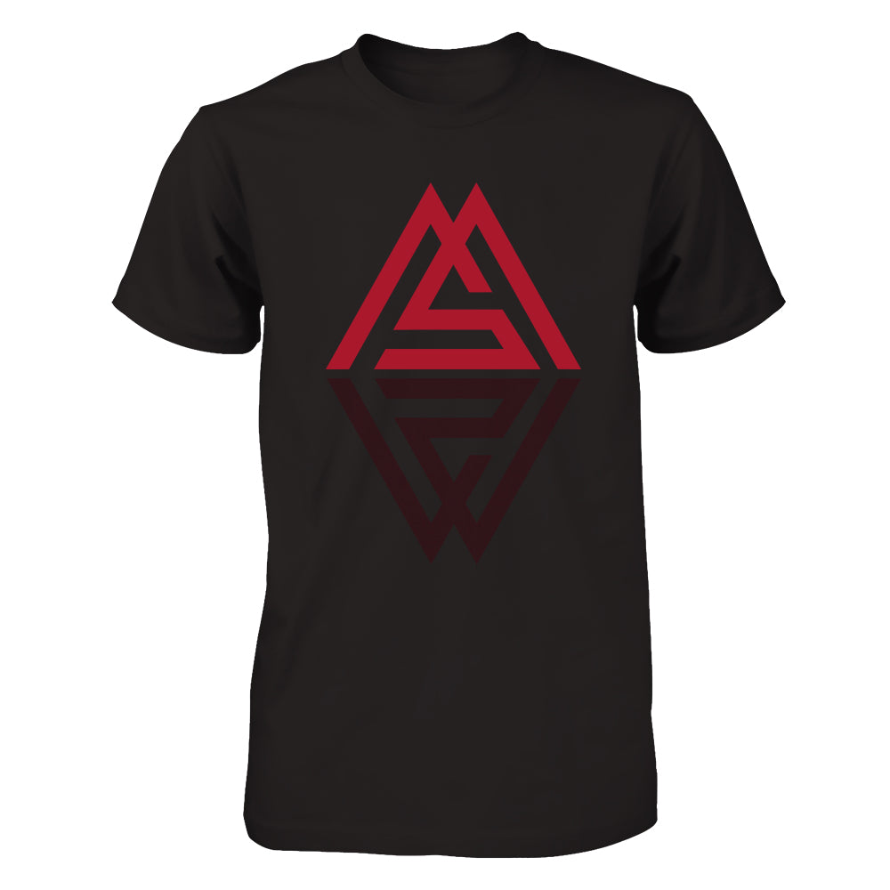 Official Mohamed Sanu Logo Reflection T-Shirt