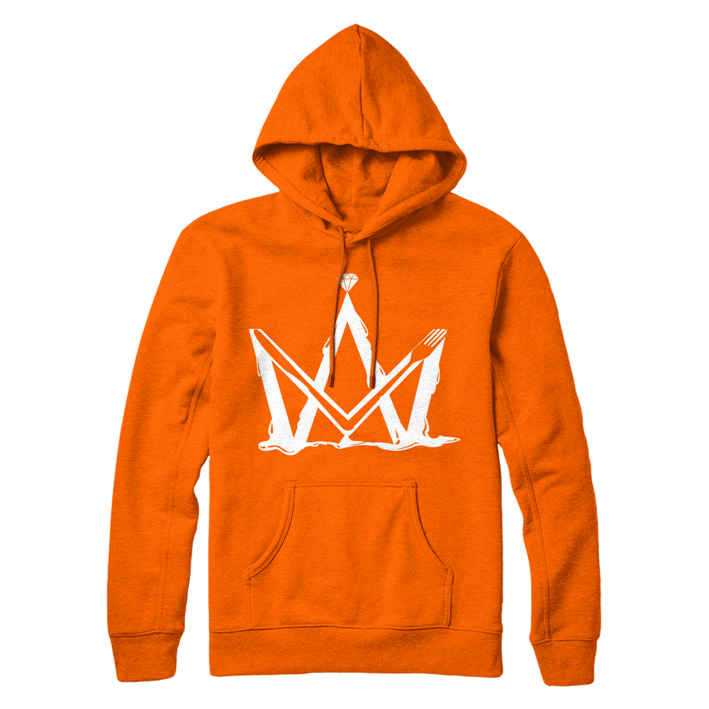 King Miller Hoodie - Orange