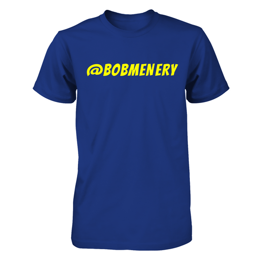 @BobMenery T-Shirt