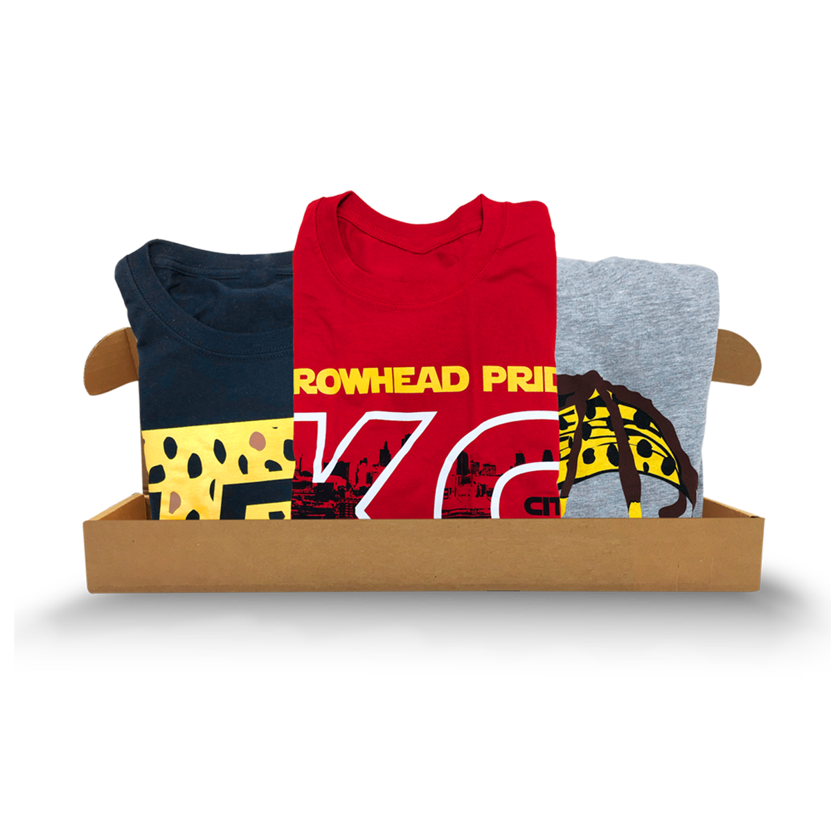 Official Cheetah T-shirt Bundle