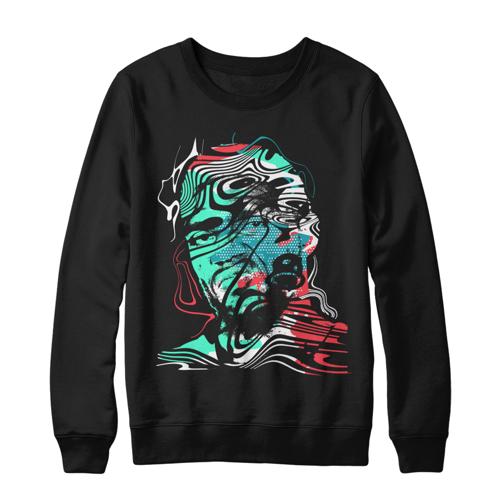 Miami Dude Crewneck