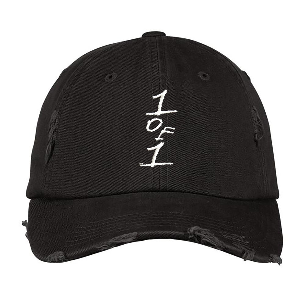 DEFINE1 1of1 Distressed Dad Hat
