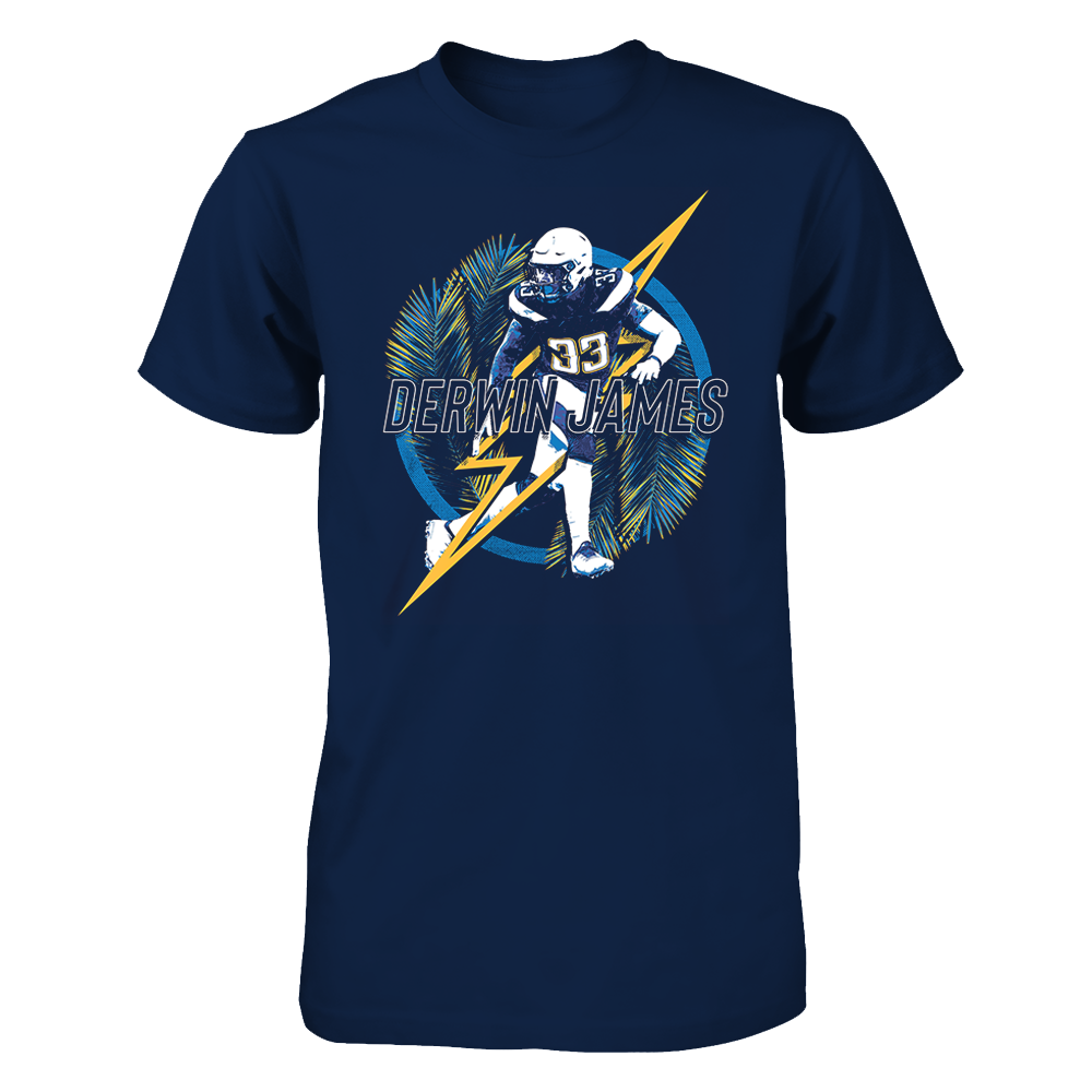 Lightning in Paradise Tee