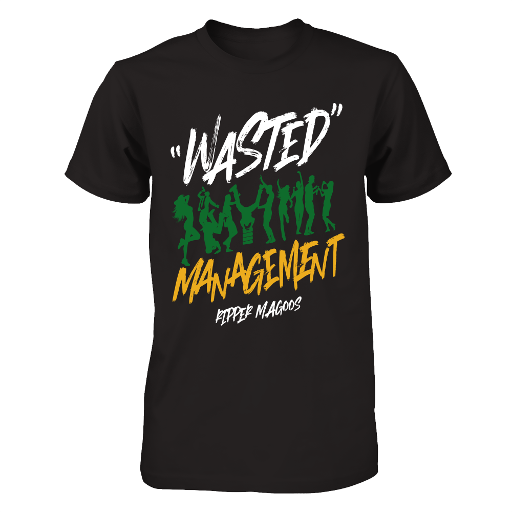 Wasted Management T-Shirt