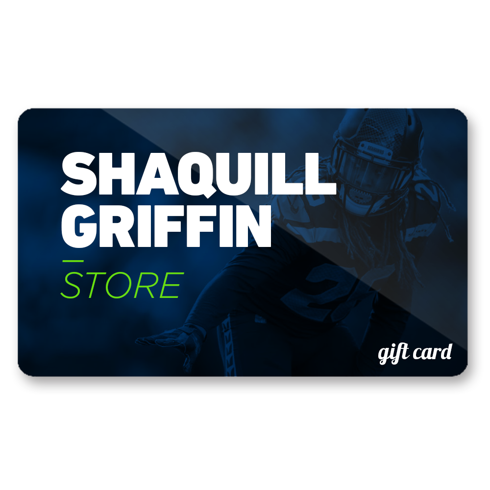 Shaquill Gift Card