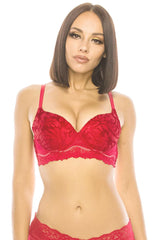 Push Up Bra W/ Underwire