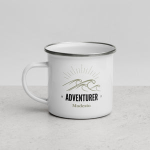 Adventurer Mug - Waves