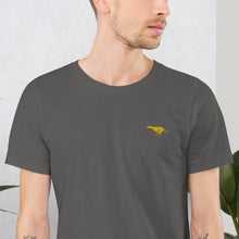 Load image into Gallery viewer, The Golden Whippet T-Shirt - Embroidered - Modestospirit