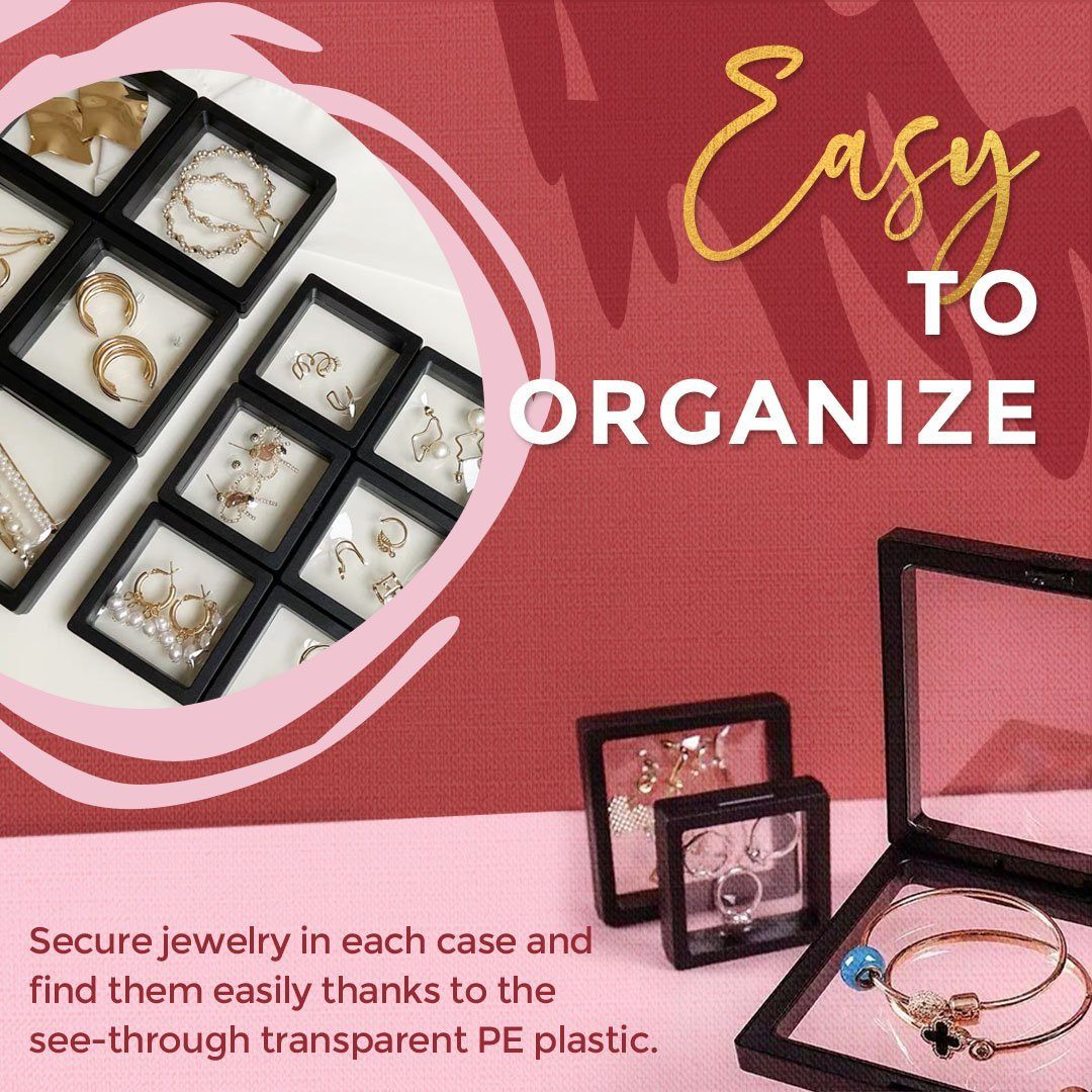 Time Clip™ Anti-oxidation Jewelry Box