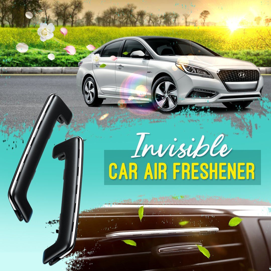 Invisible Air Freshener (🎁Gift 6pcs of fragrance🎁)
