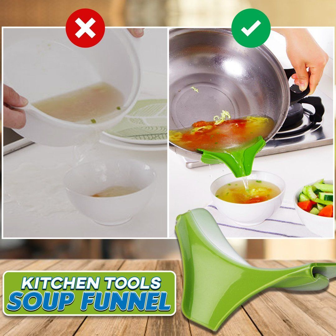 Kitchen Tools Soup Funnel (Buy 1 get 1 Free)