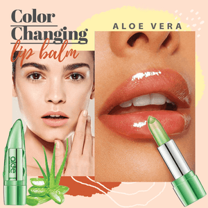 Color Changing Aloe Vera Lip Balm