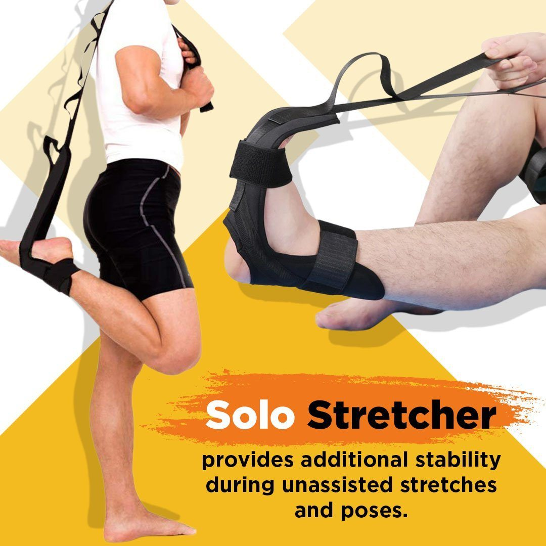 The Ultimate Solo Stretcher