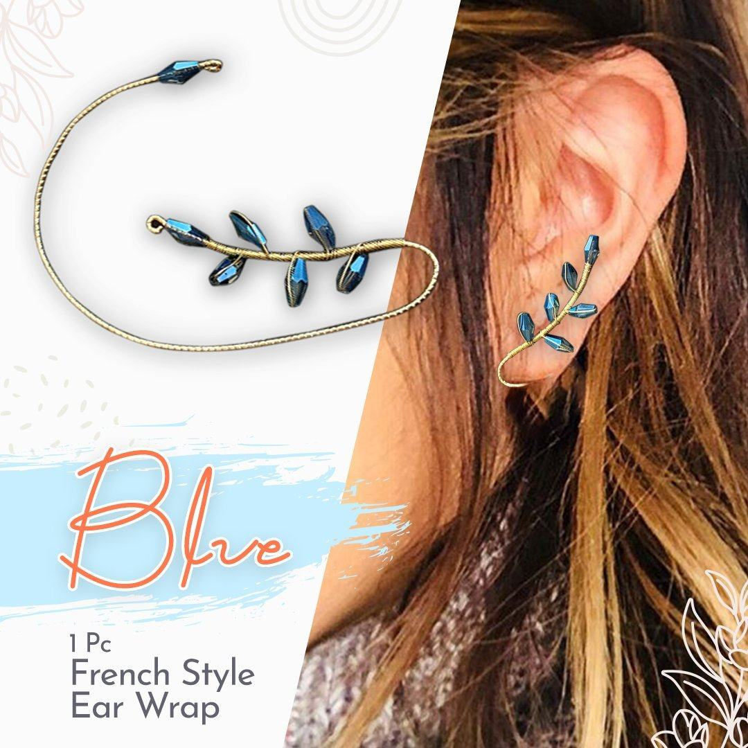 French Style No Piecing Ear Wrap