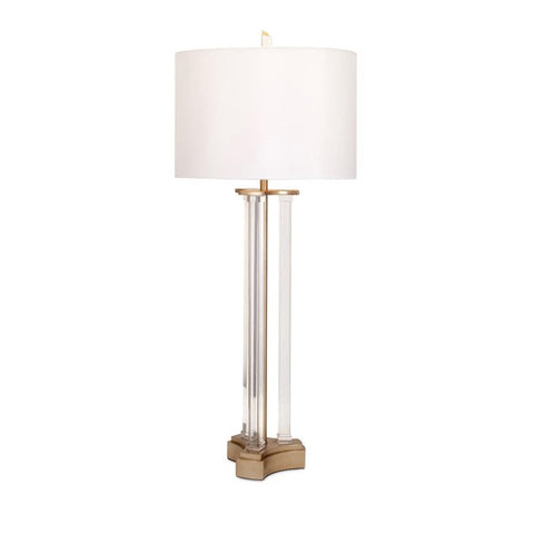 BF Calabasas Acrylic Table Lamp