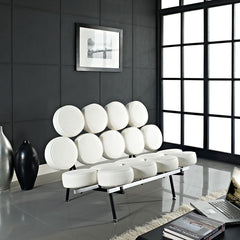 OTHELLO SOFA IN WHITE