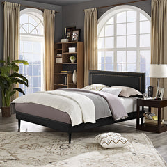 JESSAMINE QUEEN PLATFORM BED