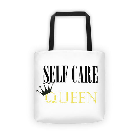 Self Care Queen Tote bag