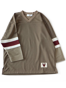 Pile Pullover (brown)