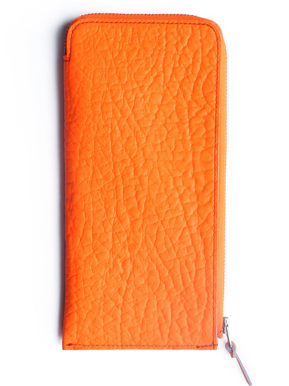 BAL/PORTER® Thin Leather Wallet (orange)