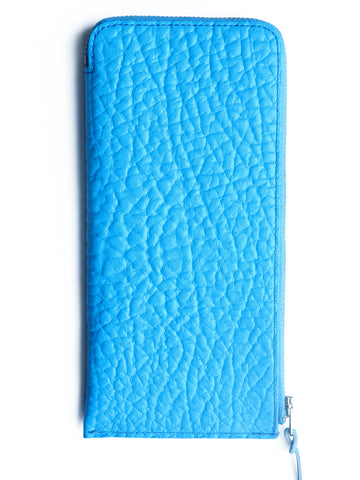 BAL/PORTER® Thin Leather Wallet (blue)