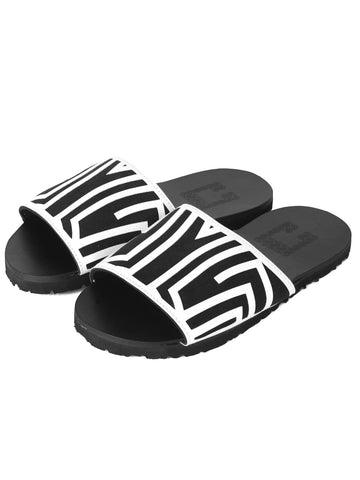 DADA Sandal (white×black)
