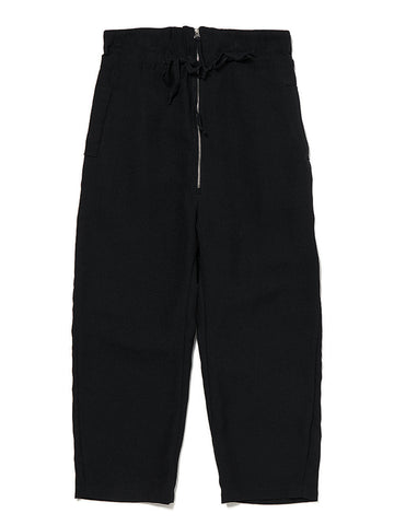 Hopsack Phat Easy Pants (black)