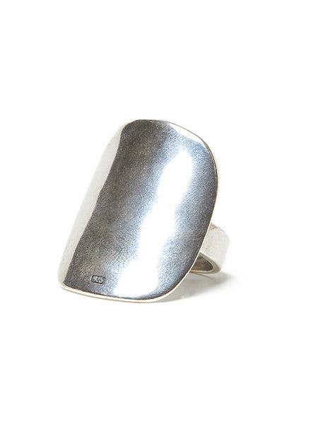 HK Pacifism Ring by END Side B (silver)