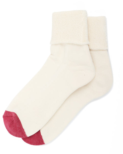 Socks! Organic (natural white)