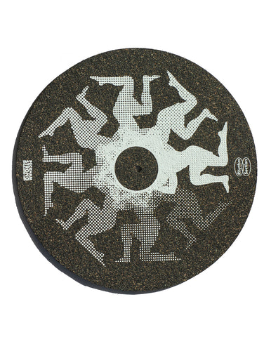 Rhythm Section Edition Audiophile Cork and Rubber Composite Slipmat