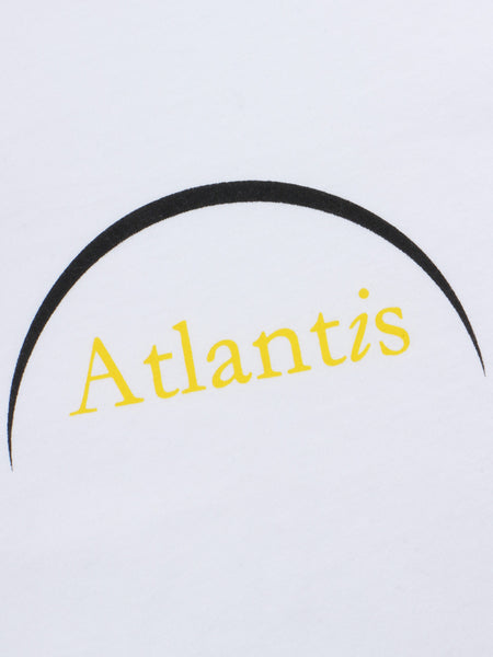 Visit Atlantis SS Tee (optic white)