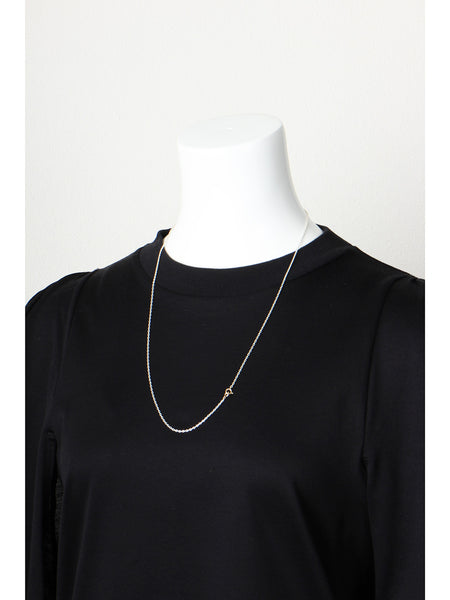 Oval Chain Necklace (60cm)