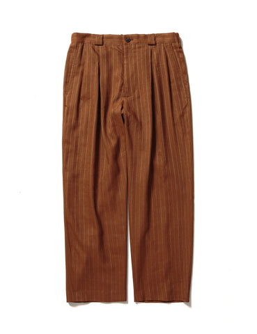 Kung-Fu Tapered Pants (camel)