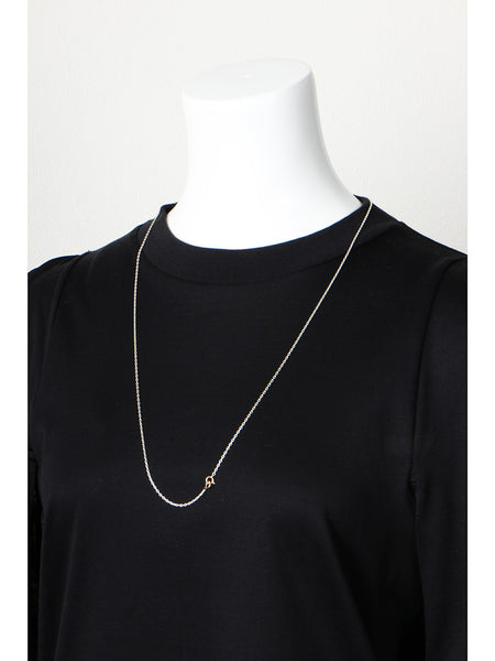 Oval Chain Necklace (70cm)