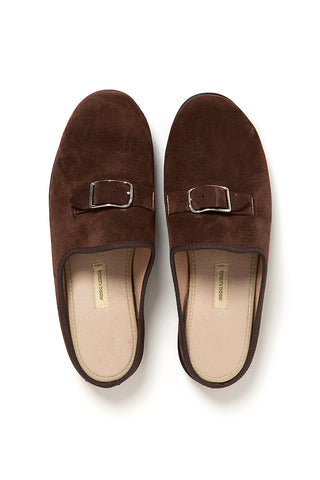Generic Slippers Brown