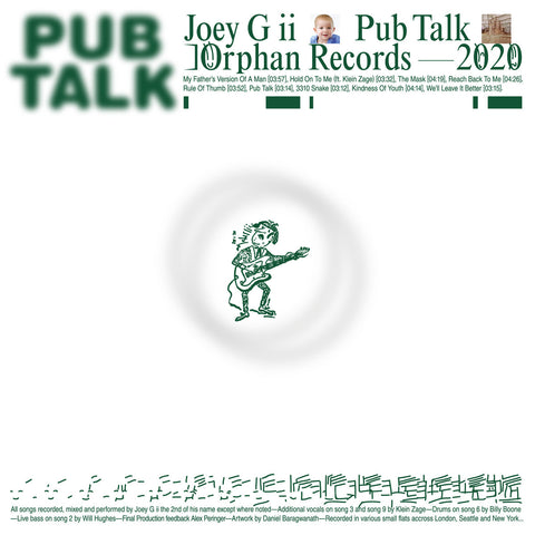 Joey G ii/Pub Talk