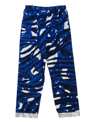 Night Pants Nel Sun Moon (blue)