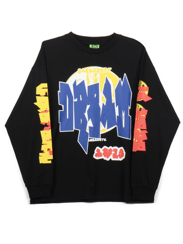 Dream Team Collection L/S Tee (black)