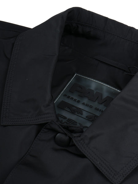 Waveform Calm Coach Jacket (black)