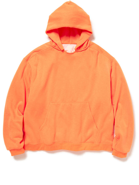 Double Face Neon Baggy Parka (orange)