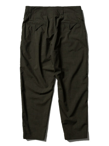 Tapered Pants (dark olive)