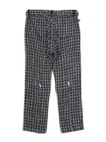 Bontage Pants Hi-Tweed (black)