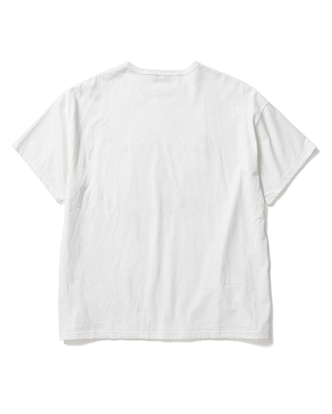 ONI Big H/S Tee (white)
