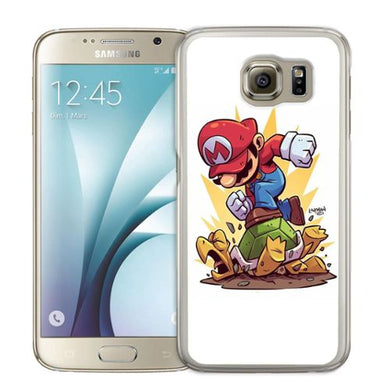 Coque Samsung Galaxy S5 Mini : Paper Mario