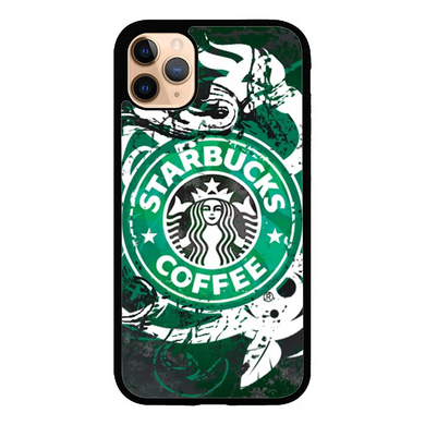 Coque Pour iPhone 11 Pro Max Starbucks Coffee