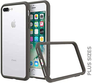 RhinoShield Coque Compatible avec [iPhone 7 Plus / 8 Plus]  CrashGuard NX