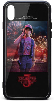Coque pour iPhone XS stranger things poster