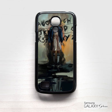 Coque Samsung Galaxy S5 Mini Stranger Things Fan Art